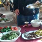 ארוחות בשטח