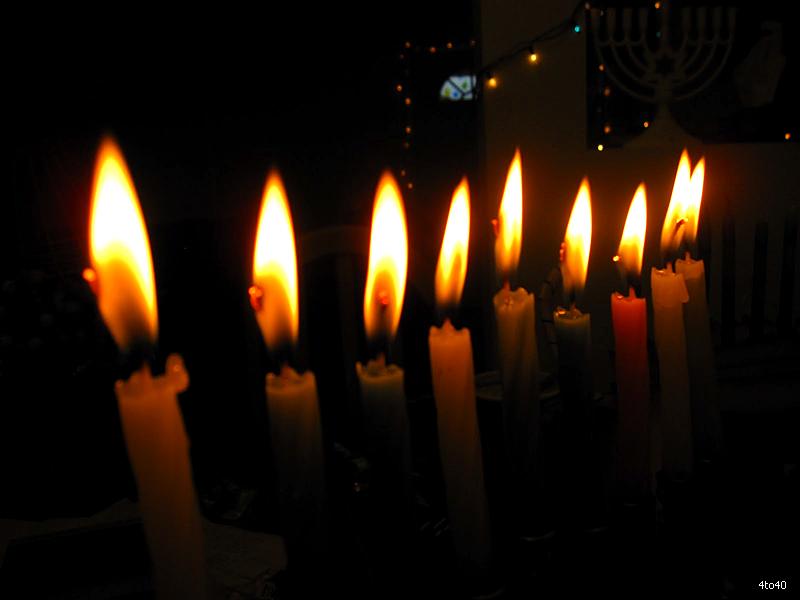 Hanukkah_Candles